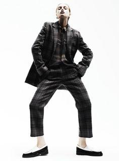 Svetlana Zakharova by Jan Welters for Elle US August 2014 8
