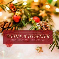 Finde die perfekte Weihnachtsfeier Location in deiner Stadt, Tipps zur Organisation, nützliche Ideen + Inspirationen zur unvergesslichen Weihnachtsfeier