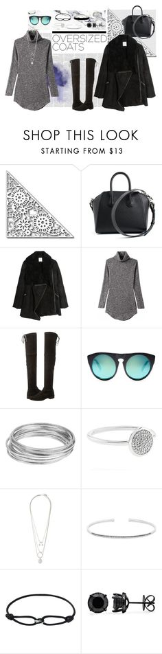 """""""Warm Winter"""" by hrebecca73 ❤ liked on Polyvore featuring Givenchy, Mason by Michelle Mason, Stuart Weitzman, Alexander Wang, Worthington, Links of London, Maison Margiela, Anne Sisteron, Cartier and Marc by Marc Jacobs"""