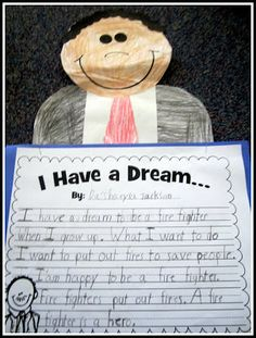 Martin Luther King Jr Lesson!