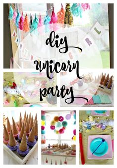 I've been dying to throw a unicorn party y'all! You might have noticed due to some facebook shares & pinning sprees involving all the glitter, rainbows & unicorn horns! So when …