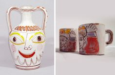 italian de simone pottery