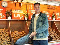 De aardappelboer