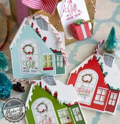 House Tags by Betsy Veldman for Papertrey Ink (September 2015)