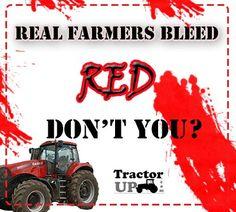 #CaseIH #farming #redtractors