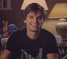 oh my gosh Sebastian you're too adorbs!! <3