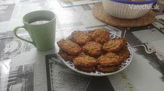 Mrkvovo-jablkové fit sušienky - Recept