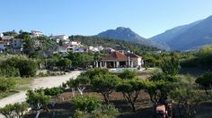 Agroktima Restaurant - Traditional Guesthouse. Find us on Facebook @chiosagroktima
