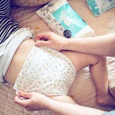 Windeln und Feuchttücher - Hautfreundlich und frei von allem was unsere Haut nicht mag.