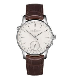 Moritz Grossmann at Baselworld 2017. Moritz Grossmann ATUM Date. Moritz Grossmann expands its ATUM line with a new model with date indication and we have to say that the German brand could not have chosen a better display for this complication. The new Moritz Grossmann ATUM Date has a suggested retail price of Euro 35,800 in rose gold (ref. MG-000804) or Euro 36,900 in white gold (ref. MG-000807). Moritz Grossmann at Basel2017; Moritz Grossmann novelties 2017.