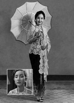 Chitra Dewi (Roro Patmi Dewi Tjitrohadikusumo). Lahir Cirebon, 26 Jan 1934, wafat 28 Okt 2008.
