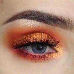 Prom Eye Makeup, Makeup Eye Looks, Eye Makeup Steps, Eye Makeup Art, Colorful Eye Makeup, Beautiful Eye Makeup, Natural Eye Makeup, Cute Makeup, Eyeshadow Looks
