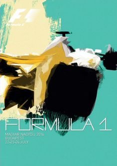 Minimal Formula Posters By Jason Walley Minimal Grand Prix - Minimal formula 1 posters jason walley
