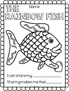 The Rainbow Fish by Coreas Creations