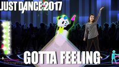 🌟Just Dance 2017 Unlimited:  I Gotta Feeling - The Black Eyed Peas - 5 s...
