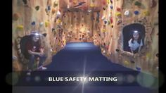 King Kong Caving Climbing Wall Protective Floor Mats