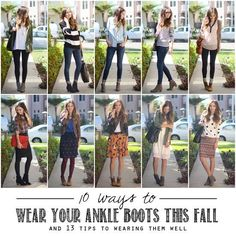 15 Style Tips On How To Wear Shoes, Boots, Flats, Oxfords | Gurl.com