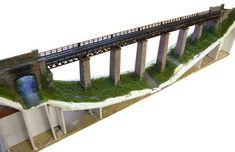 model railway bridges and structures #modeltrainlayouts #modelrailway