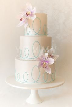 Gorgeous cake by Yummy Cupcakes & Cakes