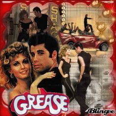 Grease ♥ Sandy Grease, Photo Editor, Movie Posters, Pictures, Photos, Film Poster, Billboard, Film Posters, Grimm