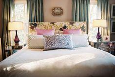 Bedroom Romance: House Beautiful | ZsaZsa Bellagio - Like No Other