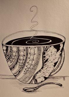 more zen doodling