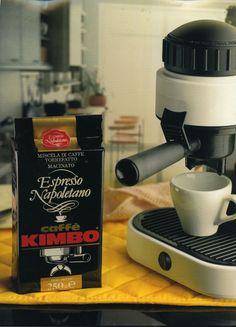 1988 - Espresso Napoletano  #coffee #kimbo #espresso