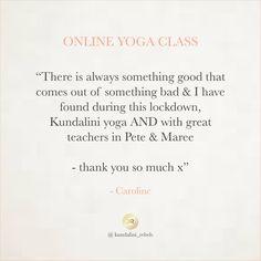 Online Yoga Classes, Something Bad, Kundalini Yoga, Coming Out, Rebel