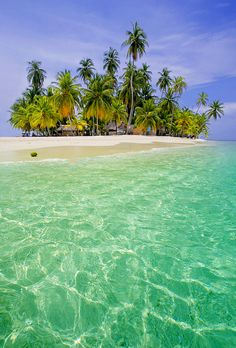 Caribbean Island (the water is amazing)