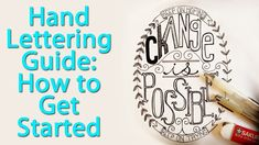Hand Lettering: A Step By Step Guide to Layouts