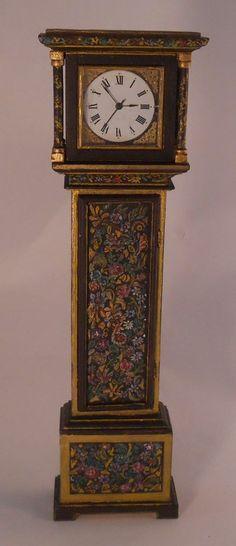 English Clock by Janet Reyburn