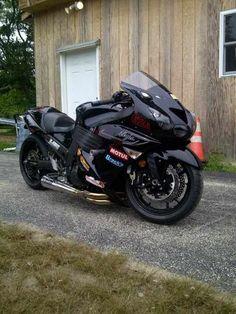 Kawasaki Ninja ZX-14 Motorcycle