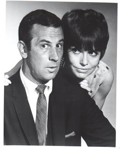 Don Adams & Barbara Feldon