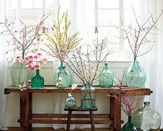 Spring is just around the corner! Check out or blog for how to decorate for spring!