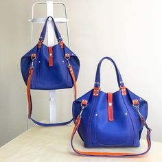 """Сумочки """"Лагуна"""" ждут фотосъемки. А мне не терпится показать их вам)) В этот раз размеры чуть меньше, поэтому сумочки кажутся изящнее и милее: высота 28 см, ширина вверху 36 см, дно - 26 см на 8 см.  Внутри все очень ярко   #grishinastudio #leatherbag #leatherbags  #handmadeastana #handmadebags #bags #bags2016 #сумкимосква #сумки_ручной_работы #сумкиастана #сумка #сумки2016 #сумкиизкожи #сумки #сумкигришина #сумкивастане #сумкиручнойработы #астана #кожаныесумки #сумкиказахстан…"""