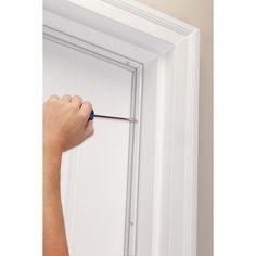 top u0026 sides of back door front screen door u0026 inside front door md