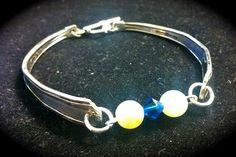 Just listed on Ebay!  Spoon Handle Bracelet