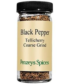 Coarse Black Pepper 6