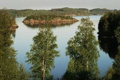 Midnight Sun, Finland, Natural Beauty, Nostalgia, River, Nature, Outdoor, History, Outdoors