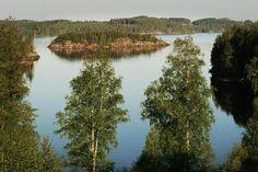 Punkaharju sijoittui CNN:n listauksessa maailman upeimmista luonnonihmeistä sijalle 44.