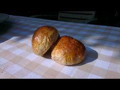 Zachte volkoren broodjes ( 30 st)
