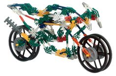 k nex airplane instructions