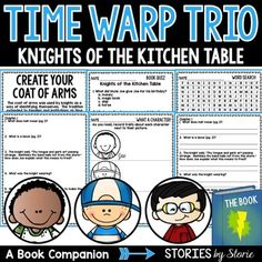 Time warp trio knights of the kitchen table book questions knight time warp trio knights of the kitchen table book questions watchthetrailerfo