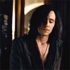Adam your Loki is showing.