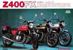 80年代グラフィティ400その1 KAWASAKI Z400FX   Moto Be バイクの遊び方を提案するWEBマガジン、モトビー