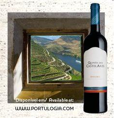 Quinta dos Castelares Red Wine www.portulogia.com #Portugal #Portulogia #wine #vinho