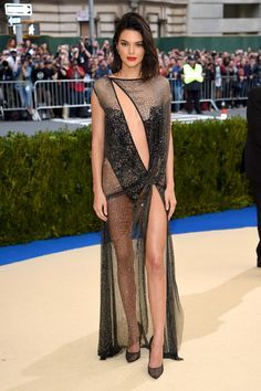 Met Gala 2017: The Best Dressed Kendall Jenner