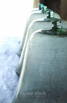 Potting Sheds & Garden Structures Glass Bell Jar, The Bell Jar, Glass Domes, Bell Jars, Garden Cloche, Décor Antique, Vintage Gardening, Potager Garden, Potting Sheds