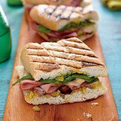 Cuban Sandwiches | CookingLight.com