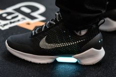 bb23fd4f8 8 Best Beautiful hyperadapt images in 2017 | Lacing shoes, Nike ...